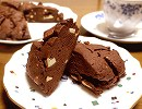 チョコココアスコーンの作り方