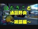 【マリオカート8DX】ぎぞく×はたさこで通話野良【雑談編】