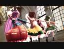 【東方MMD】紳士枠 こいしこころ小鈴でライアーダンス【紳士向け】