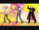 【APヘタリア】枢軸でダンスロボットダンス