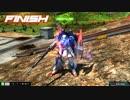 【EXVSMBon】5試合分~実況者だらけのプラマ編001~【生声実況】