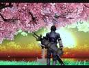 【第20回MMD杯予選】墓参りには桜餅をもって