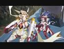 戦姫絶唱シンフォギアGX 「Trancing Pulse」で第一話冒頭