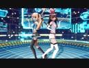 【MMD】親分と団長でSweet Magicを踊ってもらった【1080p】