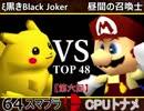 【第六回】64スマブラCPUトナメ実況【一回戦第十試合】