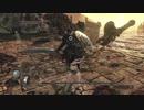 【ダークソウル2】呪縛者戦 パリィした後のみ攻撃縛り【実況】