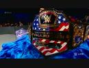 【WWE】 新US王者決定戦:決勝【18.01.16】