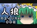 ゆっくり長期人狼06 カエイヅカ村 0日目