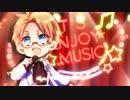 第62位:【APヘタリア】連合のPIANO*GIRL【手書き+人力】 thumbnail