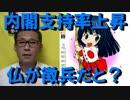 韓国への塩対応が好評で安倍内閣支持率上昇「がんばれサヨク!」