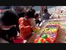 葛城市<屋敷山公園のイベント>ボールすくいをするあい!お出かけ❤