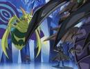 遊☆戯☆王デュエルモンスターズGX #143 ヴォルカニック・デビルVS最凶のイービル・ヒーロー