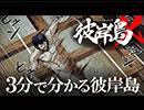 ショートアニメ『彼岸島X』特別編【3分で分かる彼岸島】本編 thumbnail