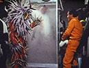 仮面ライダーアマゾン 第21話「冷凍ライダーを食べる人喰い獣人!」
