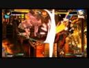 GODSGARDEN vs YOUDEAL対抗戦5on5(野試合1/2)【GUILTYGEAR Xrd REV2】