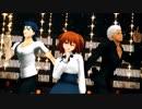 【Fate/MMD】桃源恋歌【槍主弓】