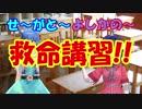 【東方MMD】せ~がとよしかの救命講習