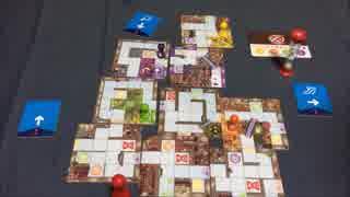 フクハナのボードゲーム紹介 No.226『マジックメイズ』