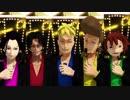【MMDワンピ】リリリリ★バーニングナイト【白ひげ海賊団】