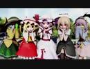 【東方MMD】気まぐれメルシィ【Ray-MMD】
