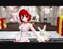 【MMD】「ストロベリー☆」を有子さんに踊ってもらってみた