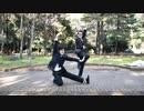 おっさん二人がいーあるふぁんくらぶを踊ってみた
