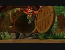 【PS4】破壊神が往く!クラッシュバンディクー3縛りプレイ実況!【part1】