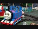 <神戸市立須磨海浜水族園>プレイランドでトーマス電車に乗るあい❤