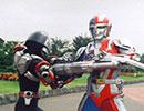 超人機メタルダー 第22話「空飛ぶローラー!赤いイルカの襲撃」 thumbnail