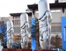 平昌五輪に謎のオブジェ『モルゲッソヨ』