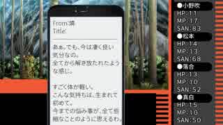 【ゆっくりTRPG】白の囚人~第三話【CoC】