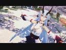 [Fate/MMD] 夢と葉桜 [アチャー・インフェ