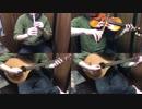ゆるキャンの本栖湖キャンプ場の曲をアイリッシュ楽器等で演奏してみた
