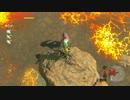 ゾーラ族は溶岩を泳ぐことができるのか試してみた