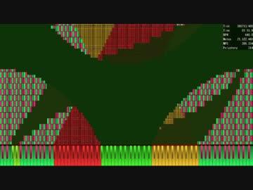 Black MIDI] Bad Apple!!(原曲...