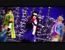 【ジョジョMMD】リサリサ先生と弟子でバブリーダンス(リップ&カメラ配布)