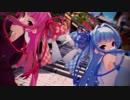 【MMD】琴葉姉妹でおねがいダーリン 1080p