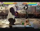 (プレイ)鉄拳7  パンダ  ランクマやるぜ  3-1