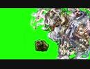 体が崩壊したオルガGB+使用例
