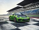 ポルシェ、ヴァイザッハ生まれの最新モデル『ポルシェ911 GT3 RS』をジュネーブで公開