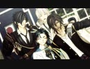 【MMD刀剣乱舞】雨とペトラ/CALLMECALLME【伊達組】