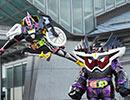 【予告】仮面ライダーエグゼイド トリロジー アナザー・エンディング 仮面ライダーゲンムVSレーザー