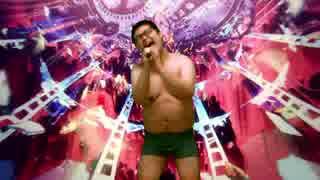 【体重101キロだけど】輪廻転生を原キーで歌ってみた【かつ半裸で】