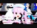 【MMD】気まぐれメルシィ(プチキャラ(ホイホイズ))モーション配布中