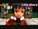 【MMD】Love Story~レッショル黒ちゃん~