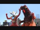ウルトラマンオーブ 第4話「真夏の空に火の用心」
