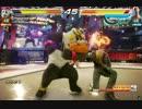 (プレイ)鉄拳7  パンダ  ランクマやるぜ  4-2