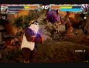 (プレイ)鉄拳7  パンダ  ランクマやるぜ  5-1