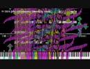 π をテーマにしたBlack MIDIを作ってみた