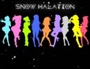 【ラブライブ!】Snow halation歌ってみた【✌︎夏梅利比美れ三揚】